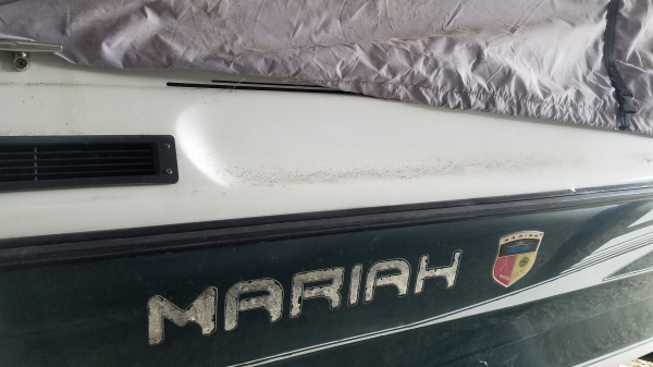 for sale by owner Mariah 182 Barchetta Runabout Made in U.S.A. !