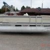 #19C Family Party Cruiser 20 ft. 2003 Crest 2023 Sport XLRE Pontoon Boat