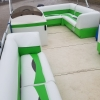 #74 Party Cruiser Ski Barge 25 ft. 2004