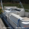 #34 Family Cruiser 20 ft. 2004 Landau Bandit Cruise RE Pontoon Boat