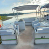 #46C Family Party Cruiser 20 ft. 2004 Landau Bandit Cruise RE Pontoon Boat