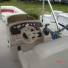 #29 Tubin' Fool Palm Beach 240 Deluxe SE 2009 Newly upholstered 2016
