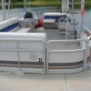 #32 Family Tri-toon Slow Tow & Slide 24 ft. 2006 Leisure 240 Meridian waterslide pontoon boat