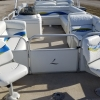 #75 Elite Tri-Toon Fish N Ski 25 ft 2007 pontoon boat