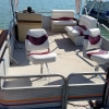 #43B Fishin' Fool Economy 1988 Safari  20 ft. Pontoon Boat
