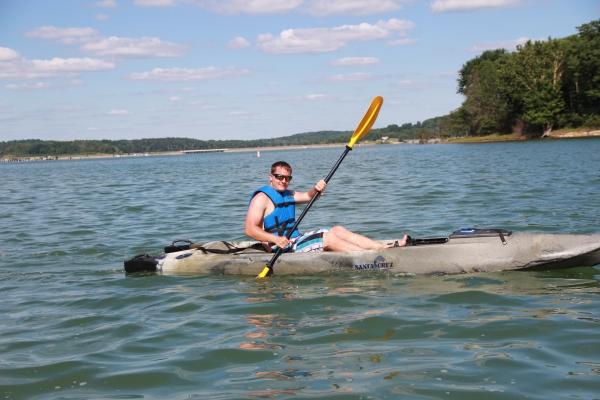 R1 - Raptor Kayak by Santa Cruz Kayaks made in USA