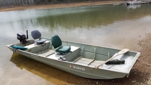 21 Fishing Jon Boat 15 Ft Up To  9hp