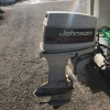1993 Johnson 70 hp  2-cycle outboard motor  pre-owned