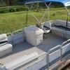 #25 Family Cruiser Economy 1994 Sylvan 21WS9 Windsong 21 ft. Pontoon Boat