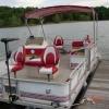 #65 Fishin' Fool Deluxe 2000 Crest 2023 Sport 4CL 20 ft. Pontoon Boat